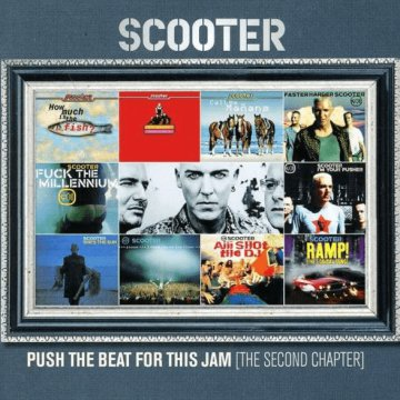Push The Beat For This Jam - The Second Chapter CD