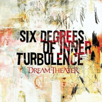 Six Degrees of Inner Turbulence CD