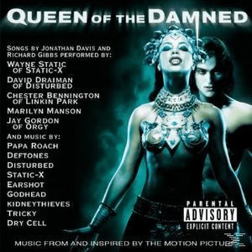 Queen Of The Damned (A kárhozottak királynője) CD