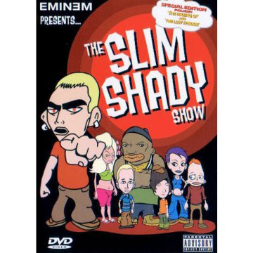 The Slim Shady Show DVD