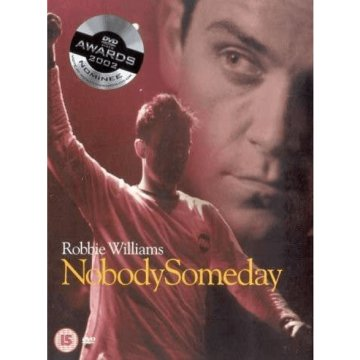 Nobody Someday DVD