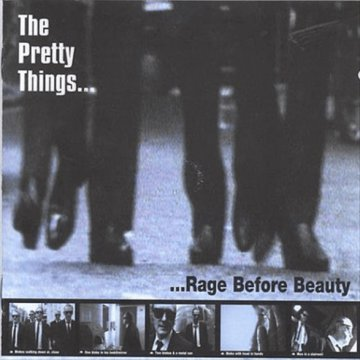 Rage Before Beauty CD
