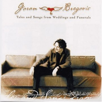 Tales And Songs From Weddings And Funerals CD
