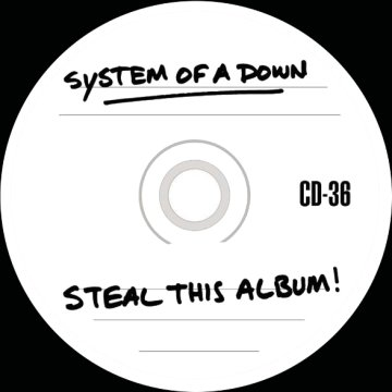 Steal This Album! CD