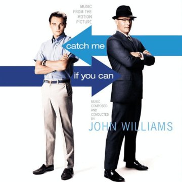 Catch Me If You Can (Kapj el, ha tudsz) CD