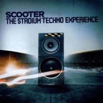 The Stadium Techno Experience CD