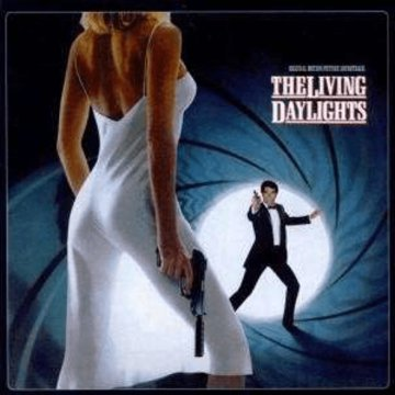 James Bond-The living daylights (Halálos rémületben) CD