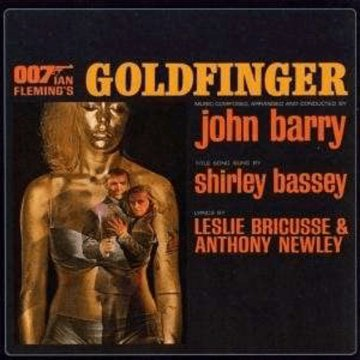 James Bond - Goldfinger CD