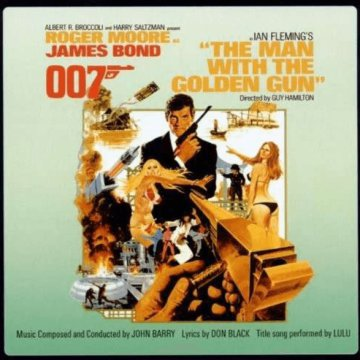 The Man with the Golden Gun (Az aranypisztolyos férfi) CD