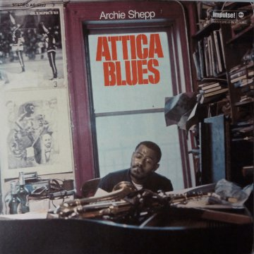 Attica Blues CD