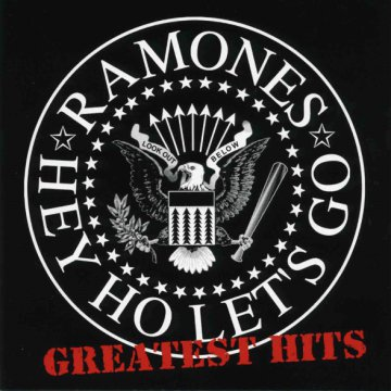 Greatest Hits - Hey Ho Let's Go CD