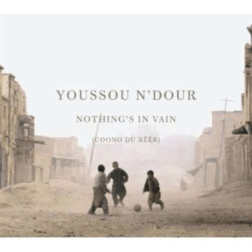 Nothing's In Vain CD