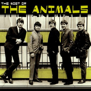 Most Of The Animals CD