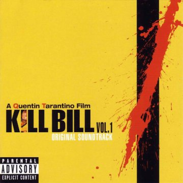 Kill Bill CD