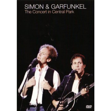 The Concert in Central Park DVD