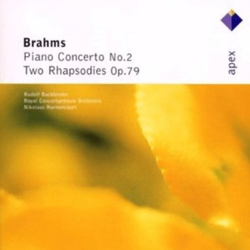 Piano Concerto No.2, Two Rhapsodies Op.79 CD