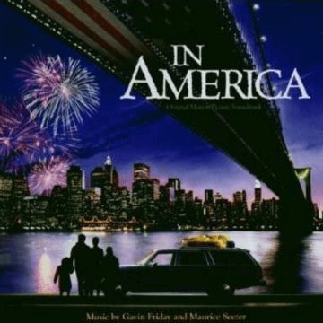 In America (Amerikában) CD