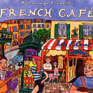 Putumayo - French Café CD