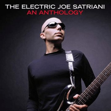 The Electric Joe Satriani - An Anthology CD