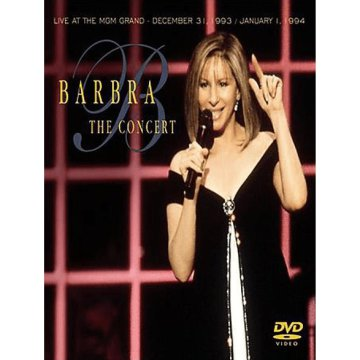 The Concert - Live at MGM Grand DVD