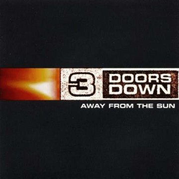 Away From The Sun CD