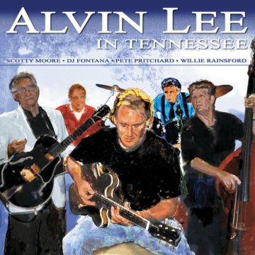 Alvin Lee In Tennessee CD