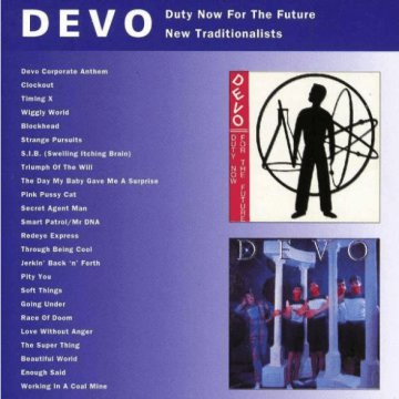 Duty Now for the Future - New Traditionalists CD
