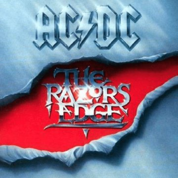 The Razor's Edge (Limited Edition) LP