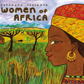 Women of Africa CD
