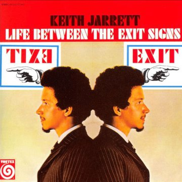 Life Between The Exit Signs CD