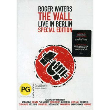 The Wall - Live in Berlin DVD