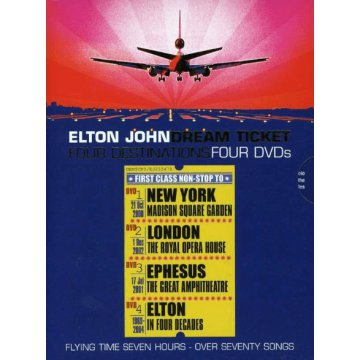 Dream Ticket DVD