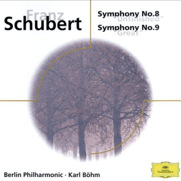 Schubert - Symphony No.8 / Symphony No.9 CD