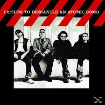 How To Dismantle An Atomic Bomb CD