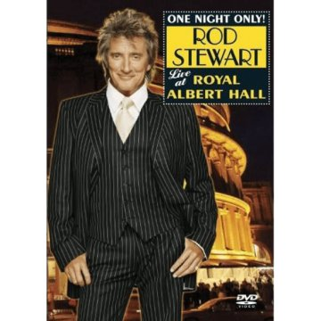 One Night Only! Live at Royal Albert Hall DVD