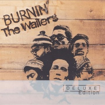 Burnin' (Deluxe Edition) CD