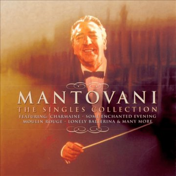 Mantovani - The Singles Collection CD
