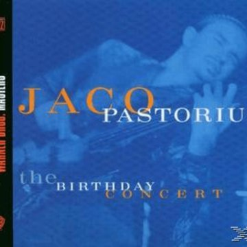 The Birthday Concert CD