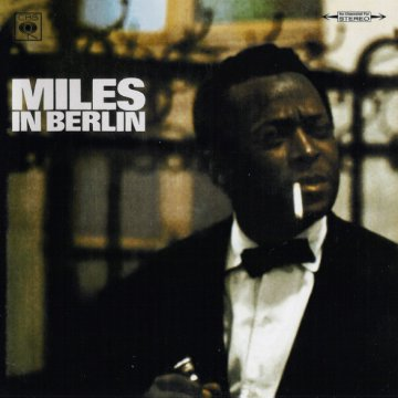 Miles In Berlin CD