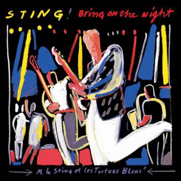 Bring On The Night CD