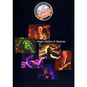 Angel Station in Moscow DVD