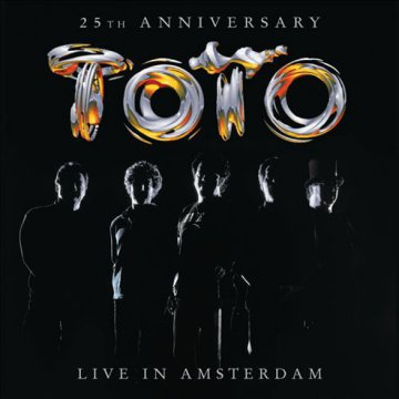 Live In Amsterdam (25th Anniversary) CD