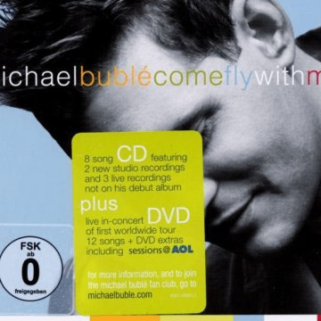 Come Fly with Me CD+DVD