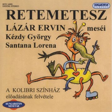 Retemetesz CD