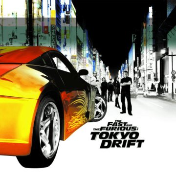 The Fast and the Furious: Tokyo Drift (Halálos iramban-Tokiói hajsza) CD
