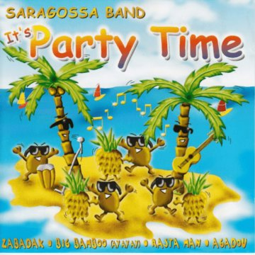 It's Party Time CD