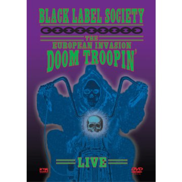 The European Invasion Doom Troopin' - Live DVD