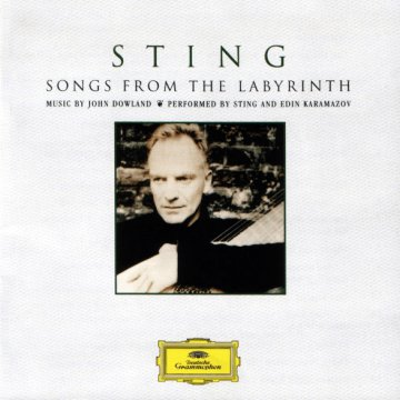 Songs From The Labyrinth CD