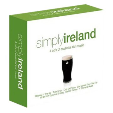 Simply Ireland CD