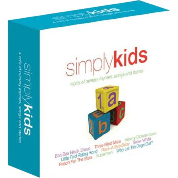 Simply Kids CD